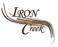 Logo Iron Creek Leather